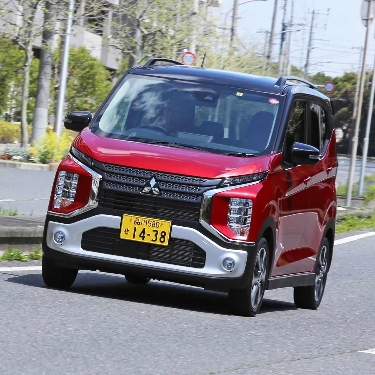三菱 新型「eKワゴン」「eKクロス」試乗/ファーストカーになり得る実力を身につけた