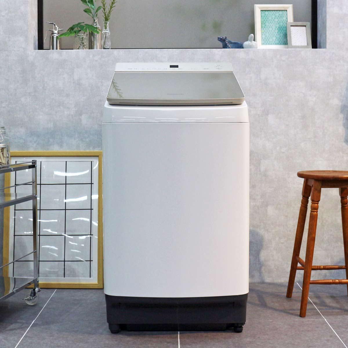 ついにパナソニックの縦型洗濯乾燥機にも洗剤・柔軟剤の自動投入機能が搭載!