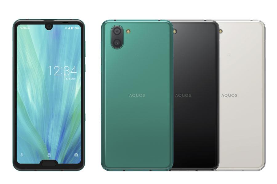 251ff36428 シャープのハイエンドスマートフォン「AQUOS R3」がソフトバンクから発売される 。ボディサイズは約74(幅)×156(高さ)×8.9(厚さ)mmで、重量は約185gとなっている。