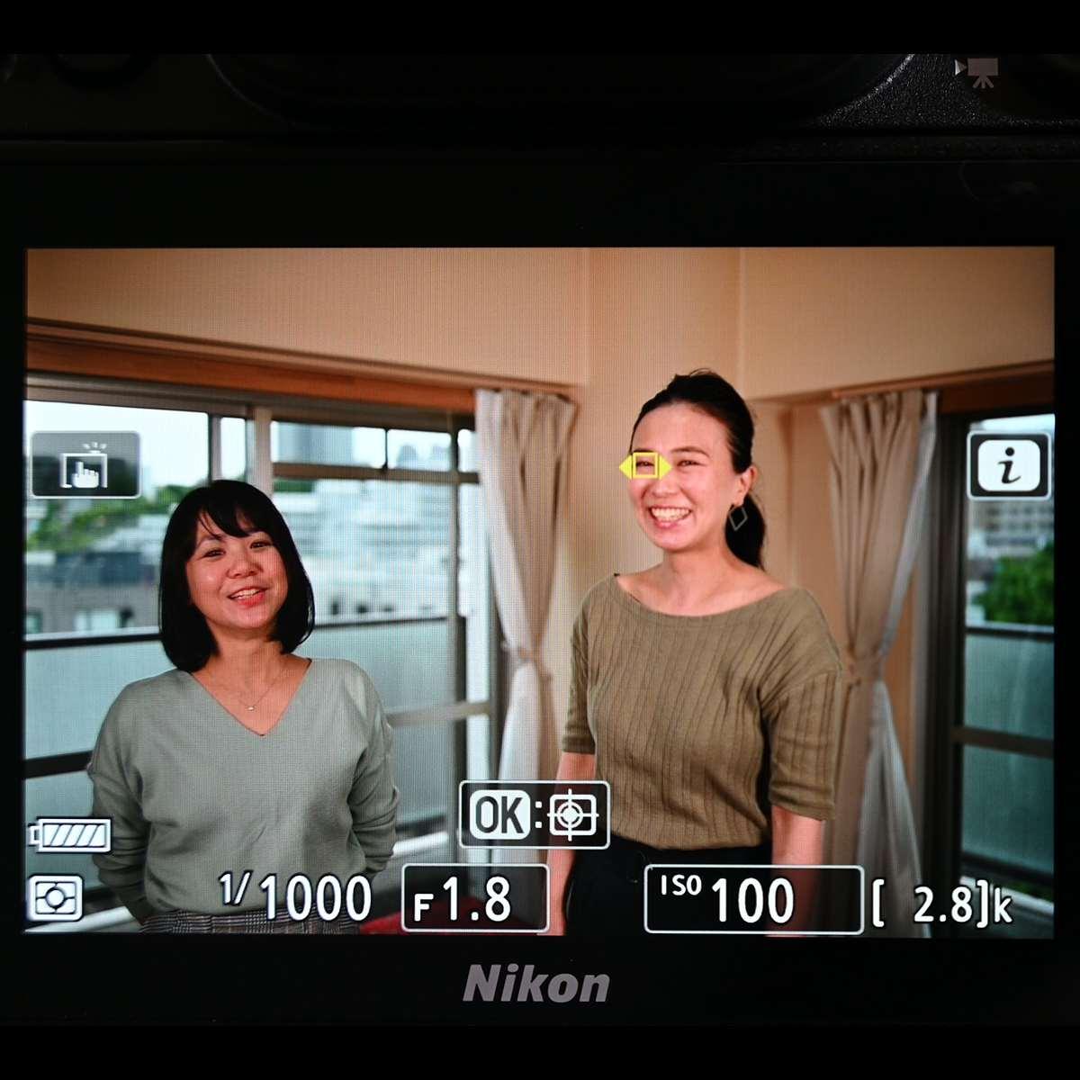 ニコン「Z 7/Z 6」注目の新機能「瞳AF」を動画で速攻チェック!