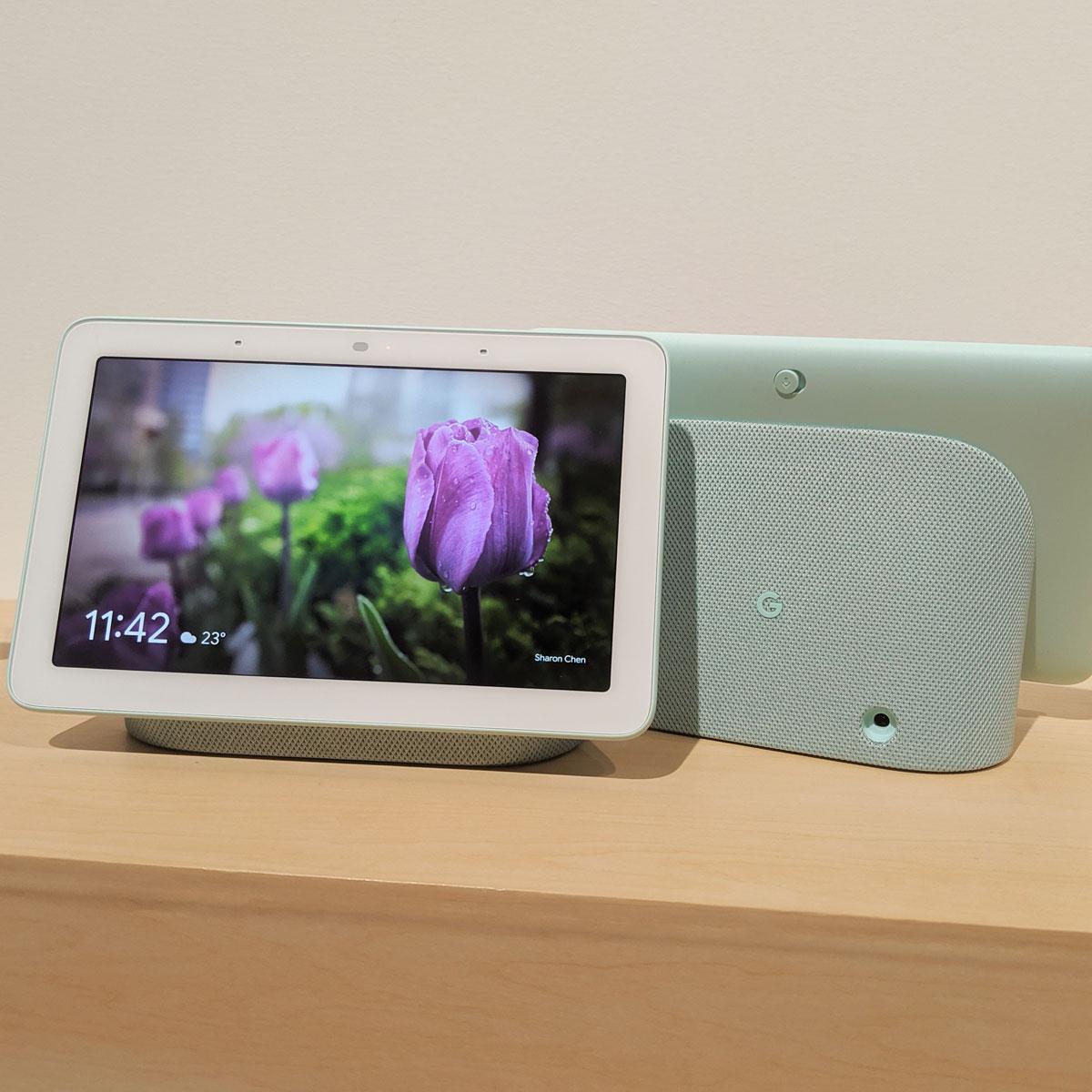 Googleのスマートディスプレイ「Google Nest Hub」でできることとは?
