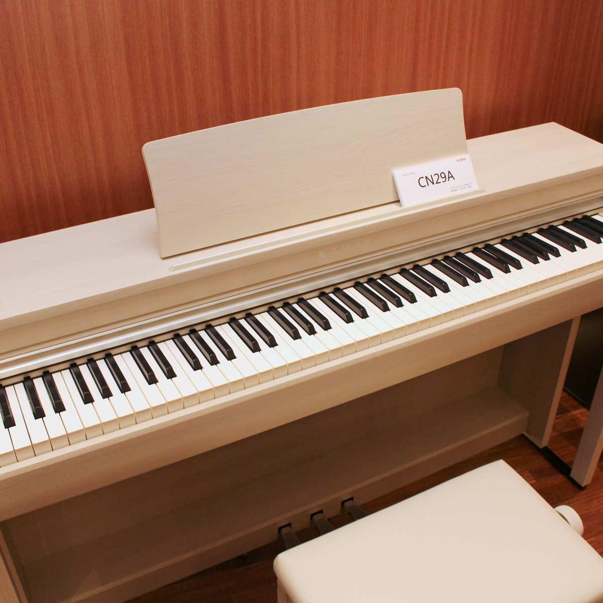 音質アップ! 人気のカワイ電子ピアノ入門機が2年ぶりにモデルチェンジ