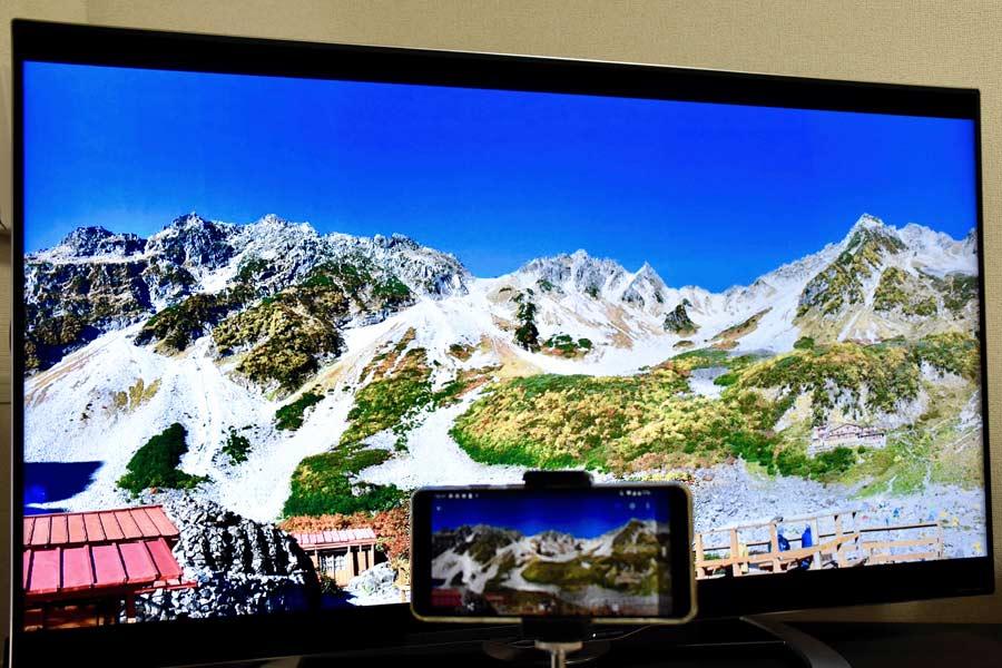 繋げる テレビ に 携帯 を スマホとテレビをつないでdビデオを視聴!! HDMIケーブルの活用法を紹介