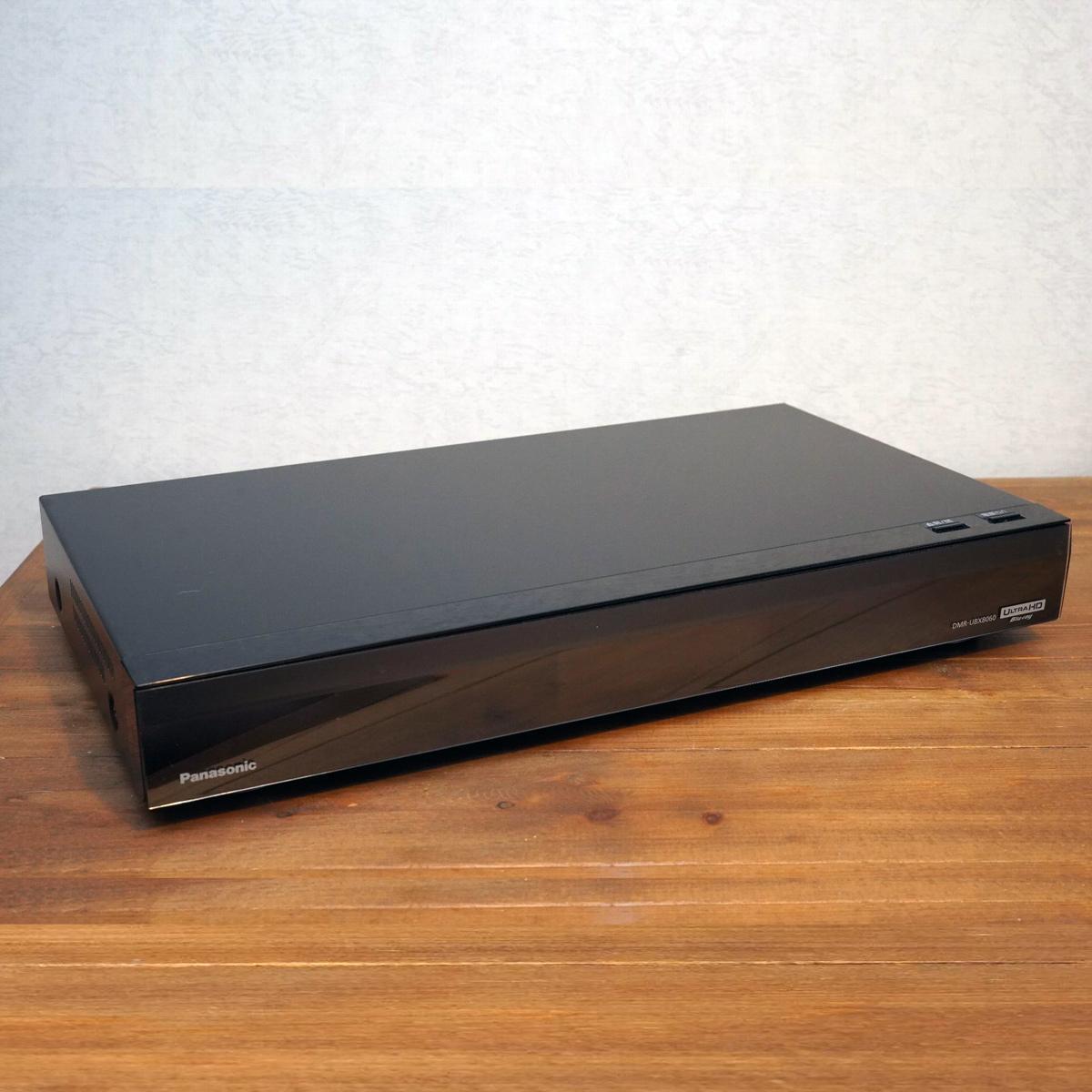 パナソニックの全録レコーダー「DMR-UBX8060」のスマホ連携が最強過ぎる!
