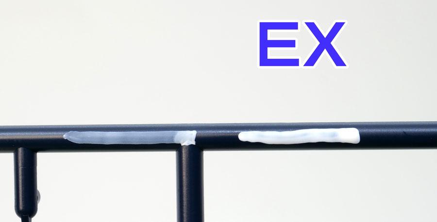マーカー ex ガンダム