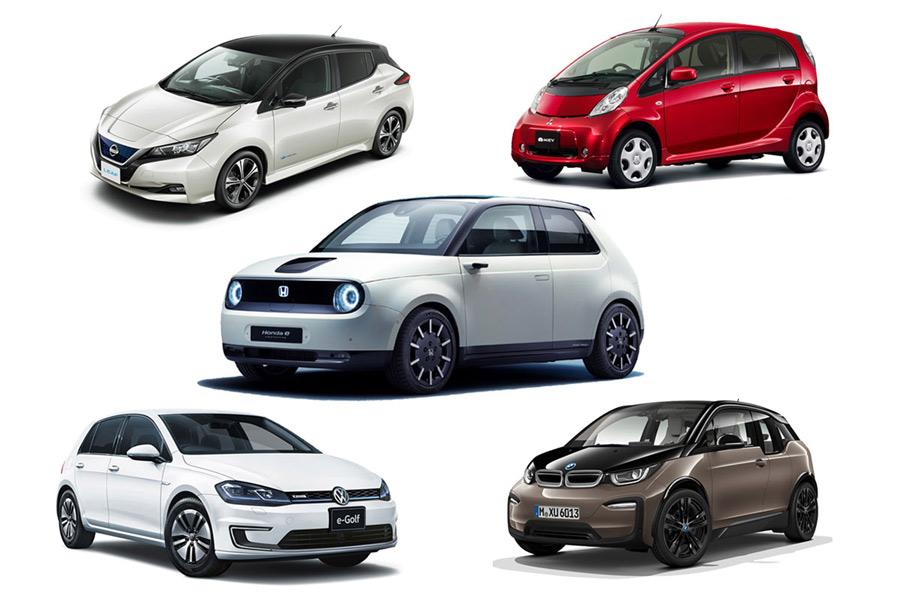 2019年》人気の電気自動車5選!EVのメリットやデメリット、新型車もご ...
