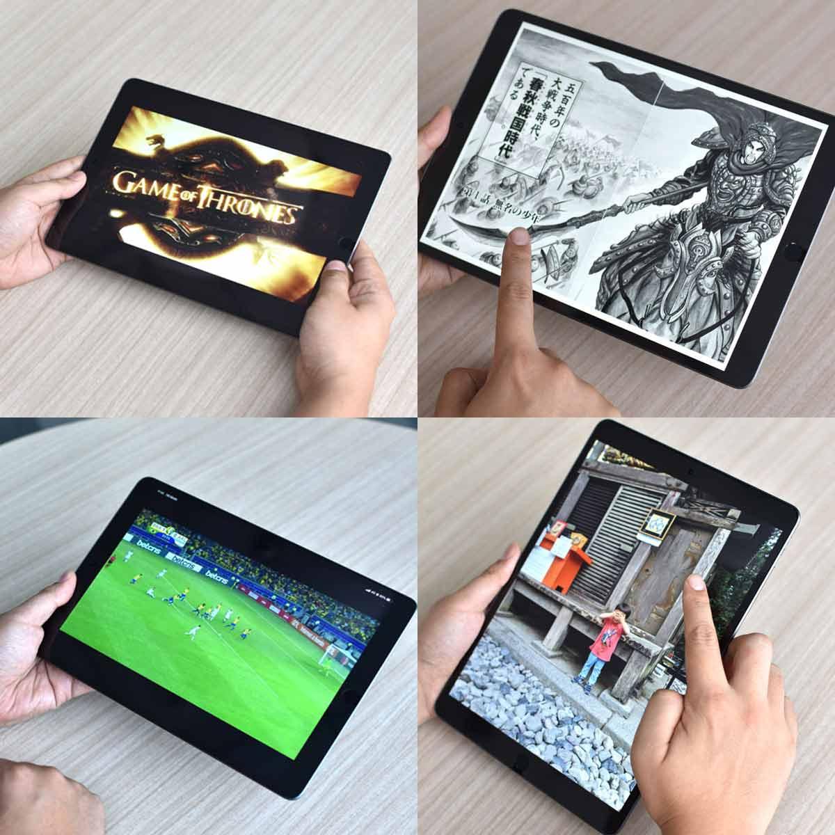 コンテンツ中毒者が「iPad Air」を2か月間使い倒してわかった10のこと
