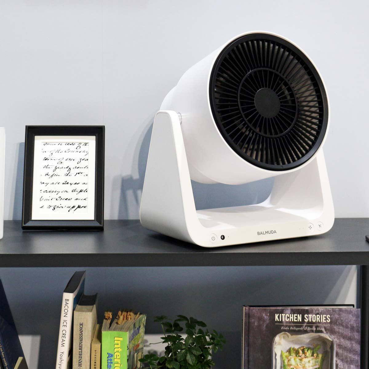 扇風機としても使えるバルミューダの新サーキュレーター「GreenFan C2」を体験してきた!
