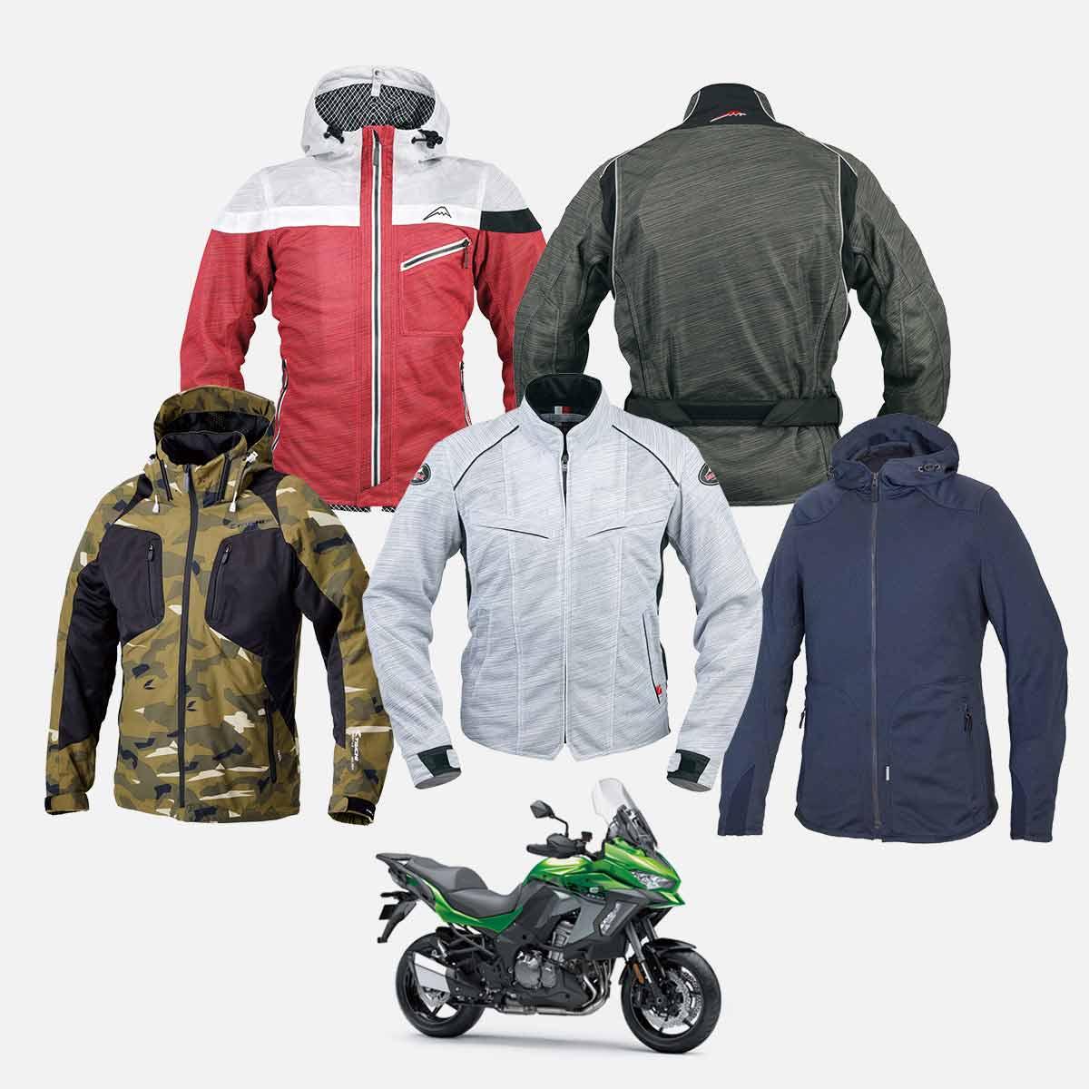 暑い季節こそバイク用ウェアを着るべし! 夏向けライディングウェアを推す理由