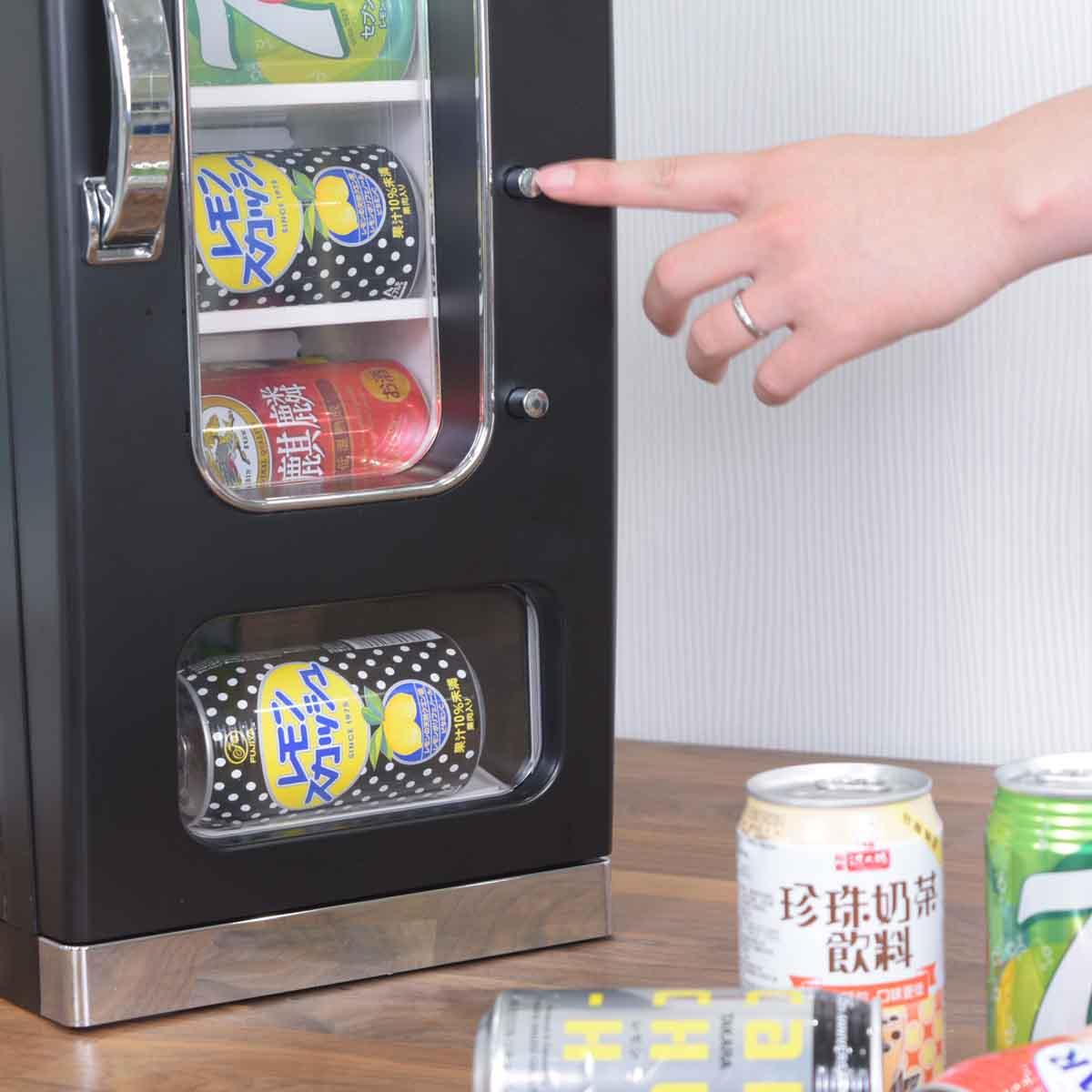 自分だけの自販機を作れる! サンコー「俺の自販機」は意外とアリ