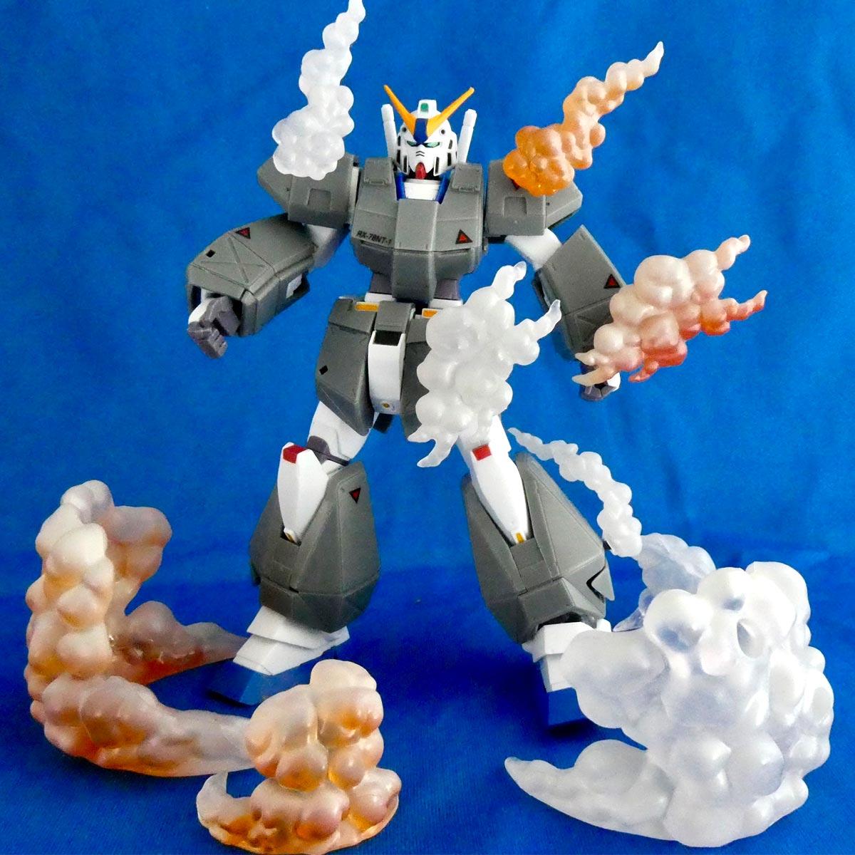 「ポケ戦」の名シーンを再現! ROBOT魂で振り返る「機動戦士ガンダム0080」
