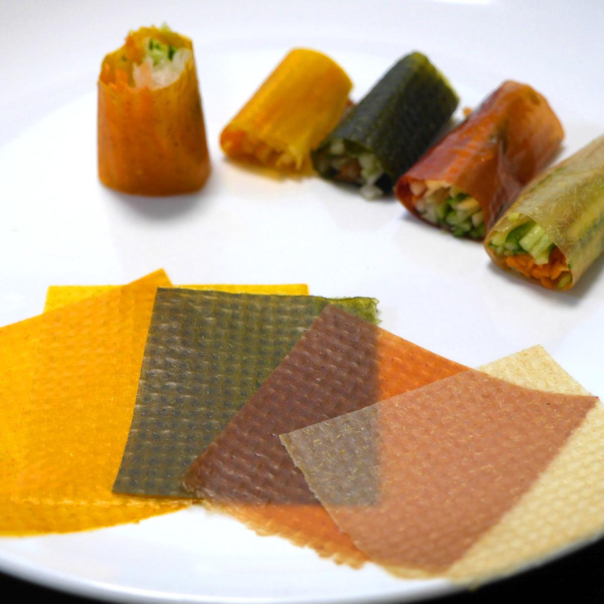 野菜が丸ごとシート状に!? 未来すぎる新感覚食品「ベジート」を実食