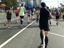 「ゴールドコーストマラソン」で体感! TNFランニングトップスの有能ぶり