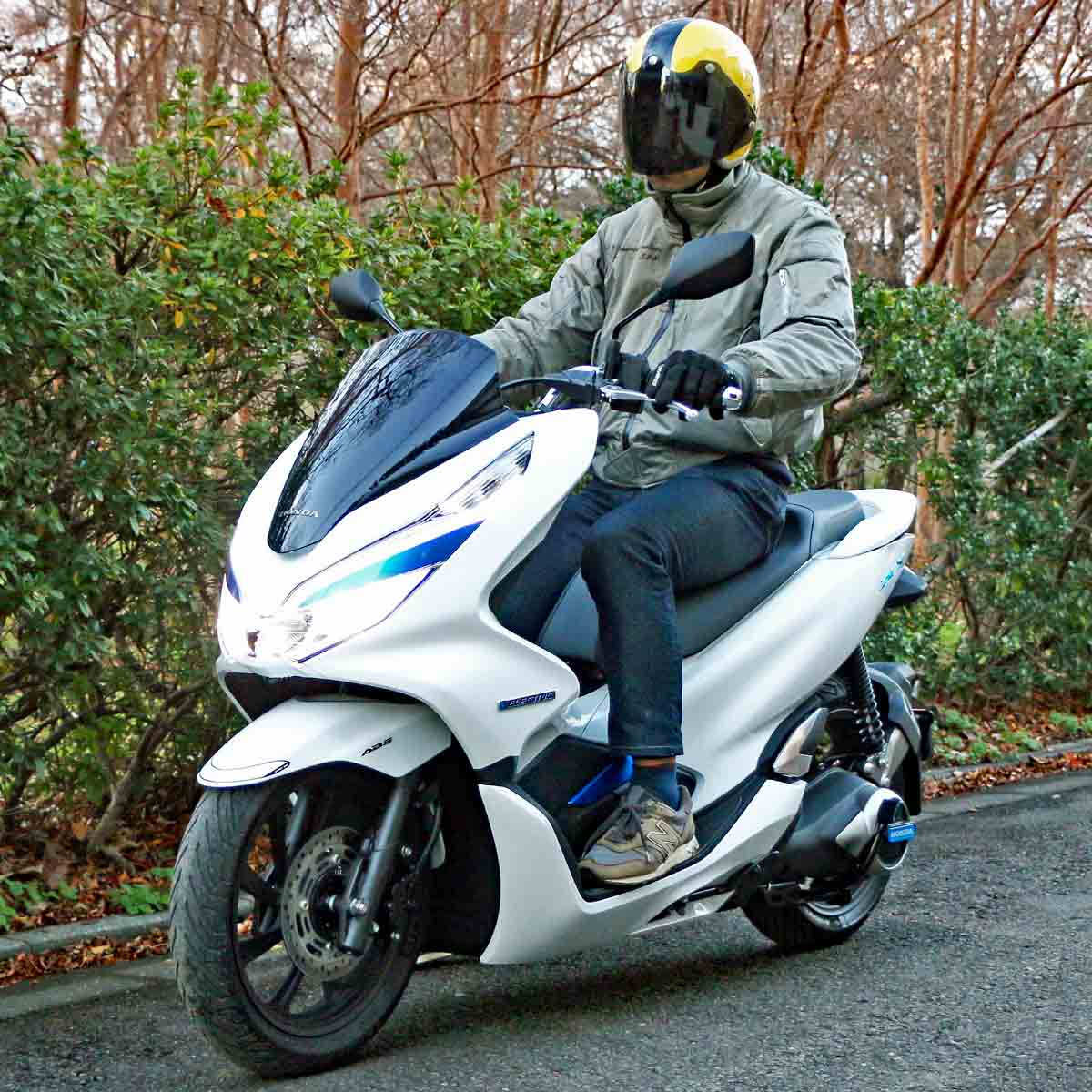 宮古島に行くなら乗ってみてほしい! ピカイチな完成度の電動バイク「PCX ELECTRIC」
