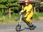 【自動車】バイク初体験でも大興奮! 折りたためる電動バイク「BLAZE SMART EV」