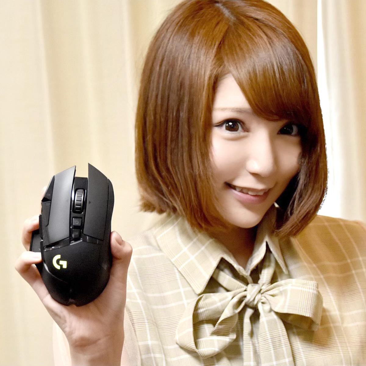 """秀逸な""""多ボタン""""ワイヤレスマウス「G502 LIGHTSPEED」はバトロワとの相性抜群!"""
