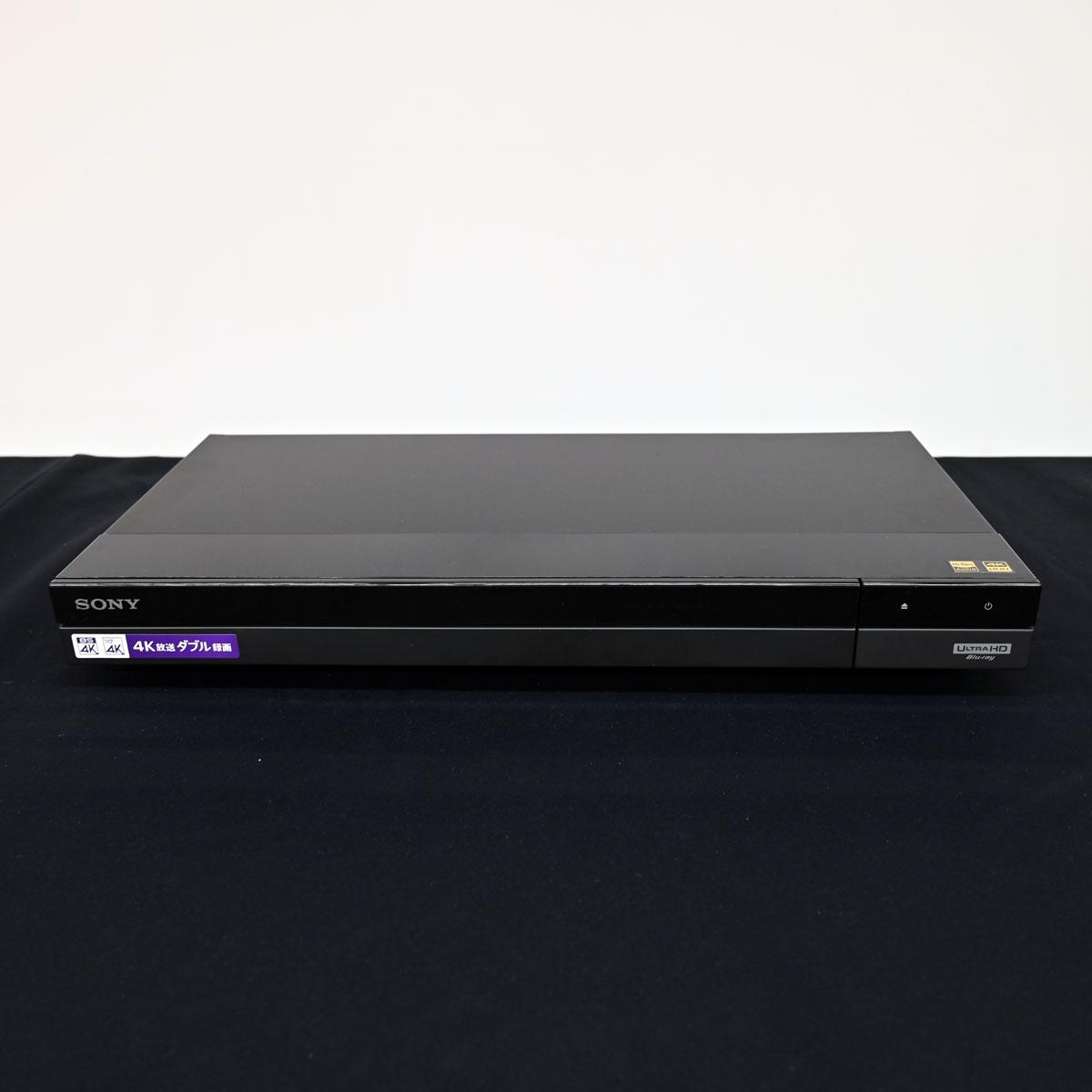 ソニー初の4Kチューナー内蔵BDレコーダーは2番組録画&最大11倍録画対応のフルスペックで登場!