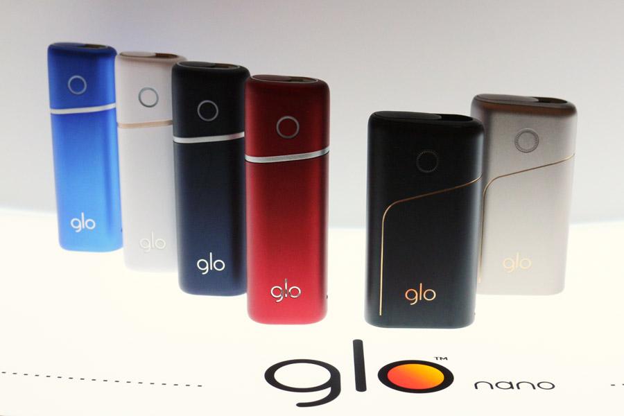 加熱式タバコ「グロー」の勢いが止まらない! 新デバイス