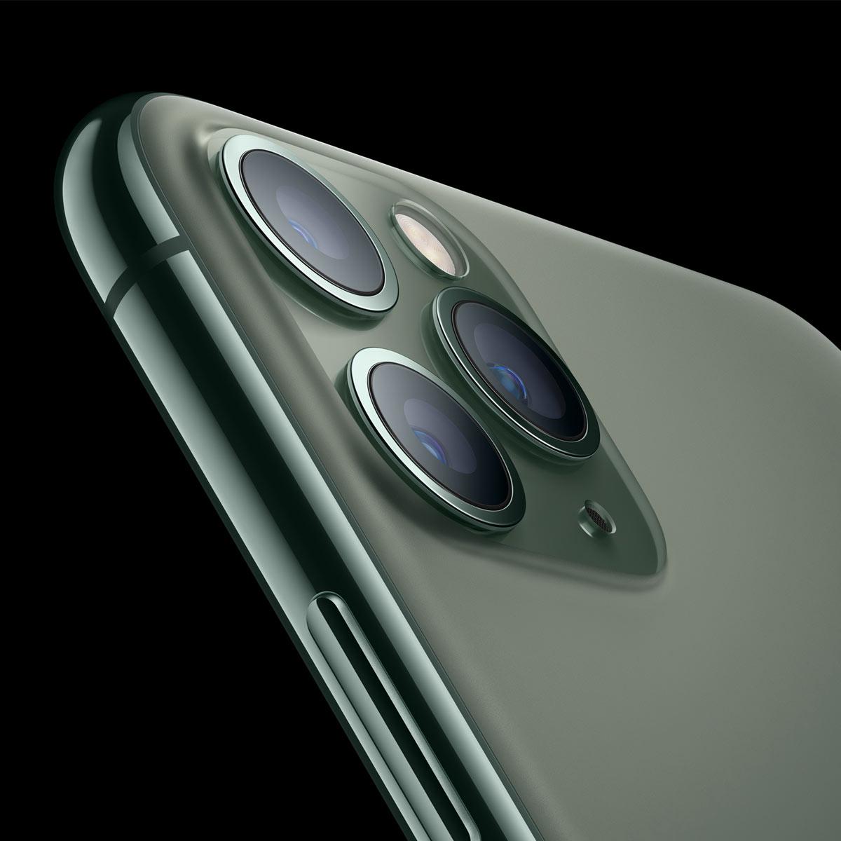 アップル、新型「iPhone 11」と3つのカメラを搭載した「iPhone 11 Pro/11 Pro Max」発表