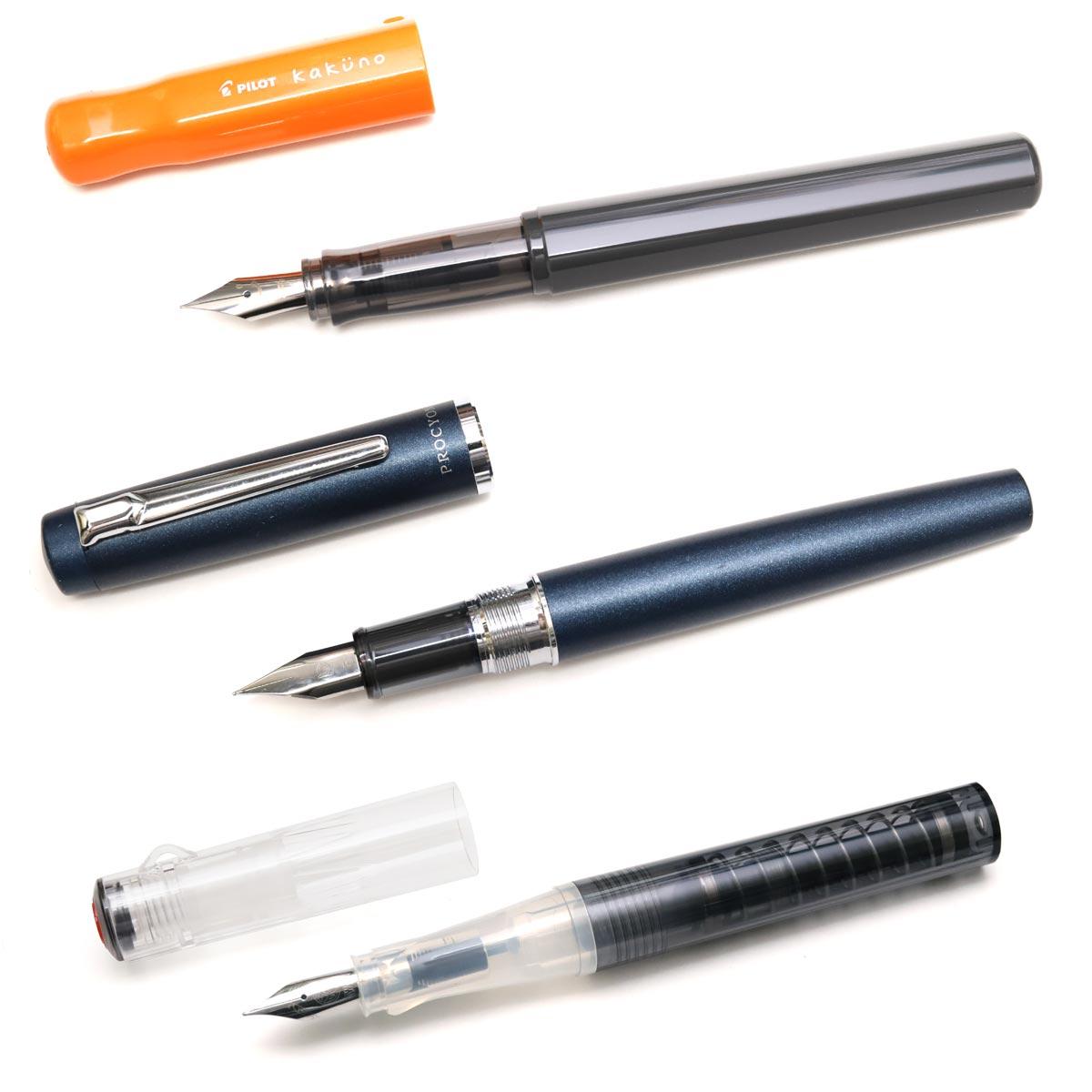 高コスパな「万年筆」3本! 初心者が挑みやすい価格帯から専門家が厳選
