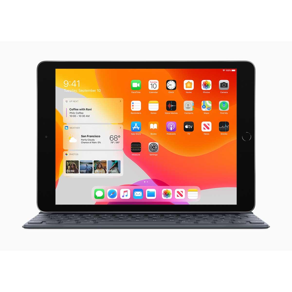 【今週発売の注目製品】アップルから、10.2型になった第7世代「iPad」が税別34,800円で登場
