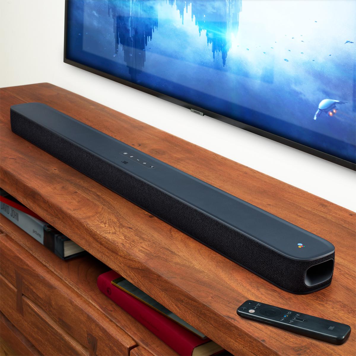 サウンドバー+Android TVの1台2役! JBL「LINK BAR」がなかなか便利でハイコスパ