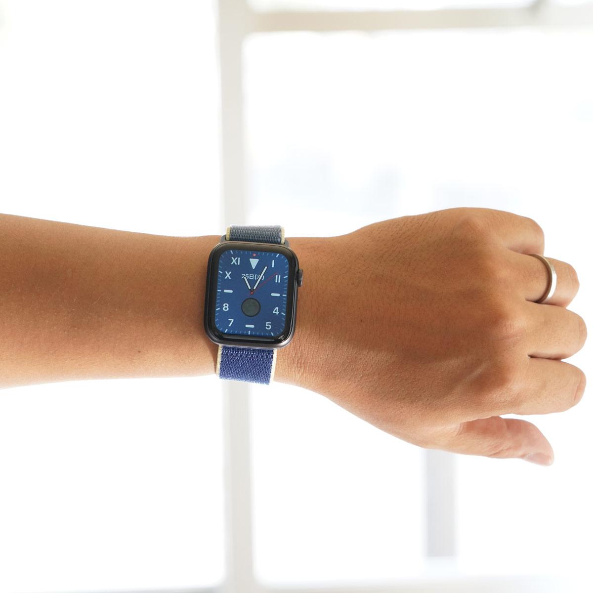 「Apple Watch Series 5」レビュー。「常時表示」は一見地味だが大きな一歩の予感
