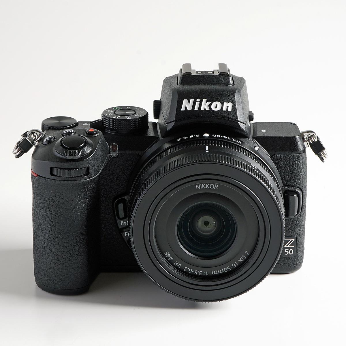 ニコン初のAPS-Cミラーレス「Z 50」誕生! 実写作例をいち早く掲載