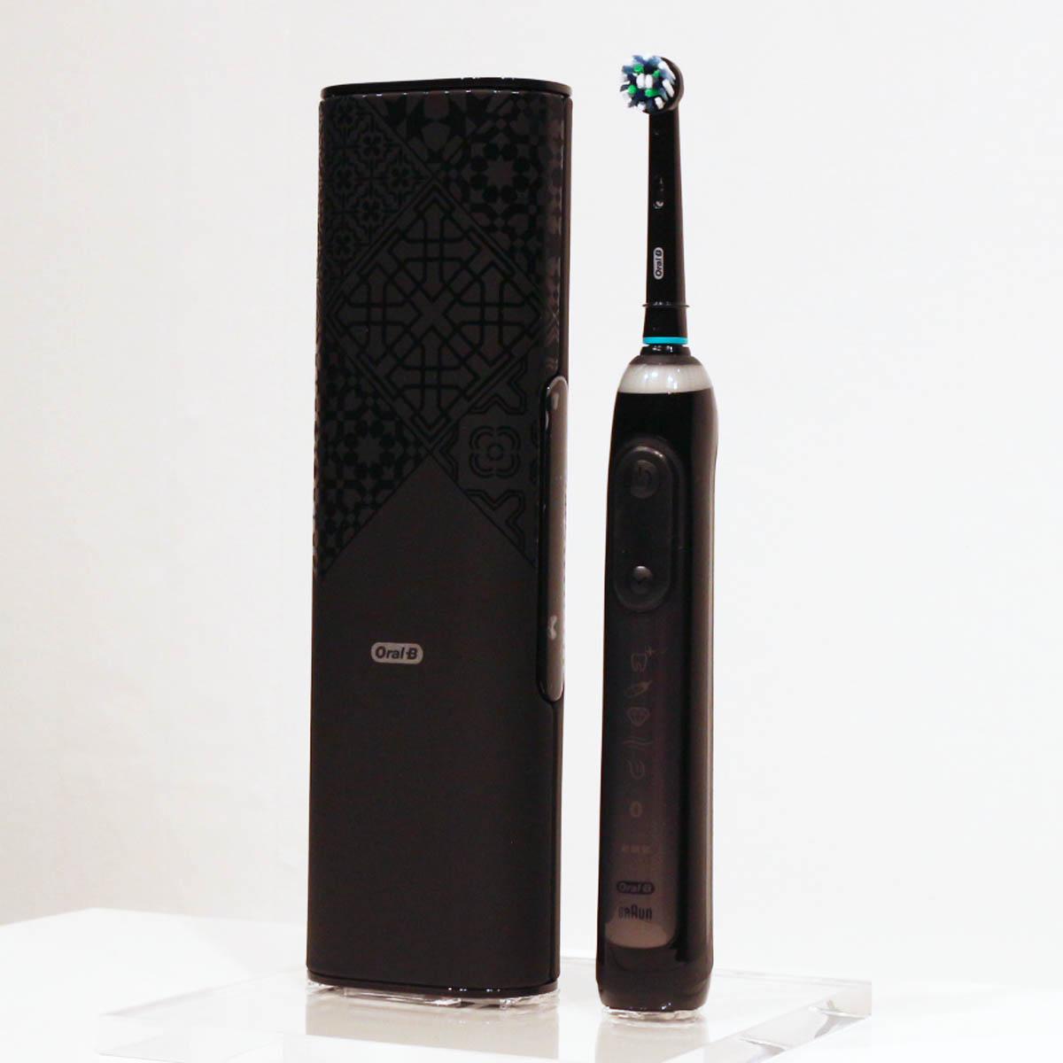 ココを磨けと教えてくれる! ブラウンの電動歯ブラシにAI搭載の「オーラルB ジーニアスX」登場
