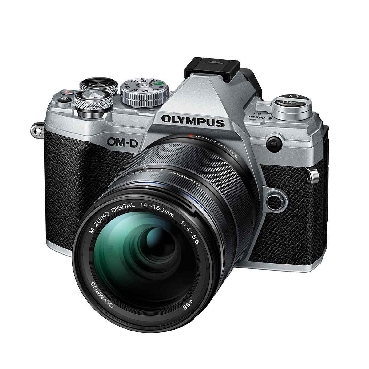 ファン待望の新モデル! オリンパス「OM-D E-M5 Mark III」登場
