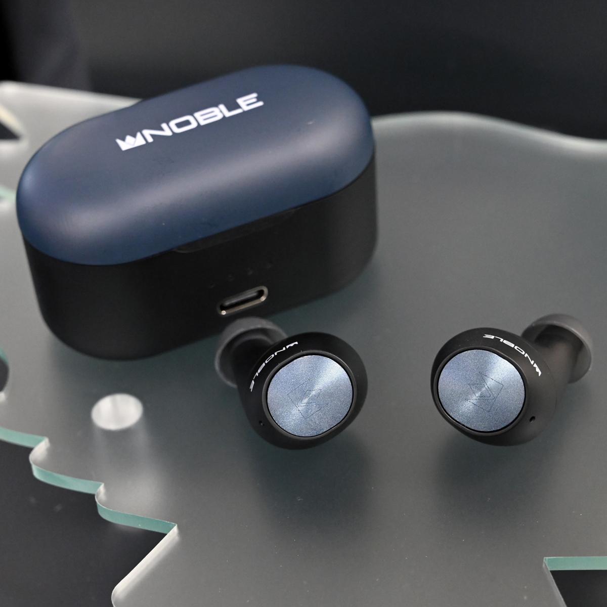 目指したのは完全ワイヤレスイヤホンの理想形。Noble Audio「FALCON」が10月25日ついに発売