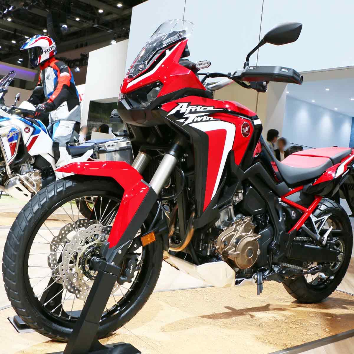 見ているだけで興奮が止まらないバイクが続々! 「東京モーターショー2019」レポート