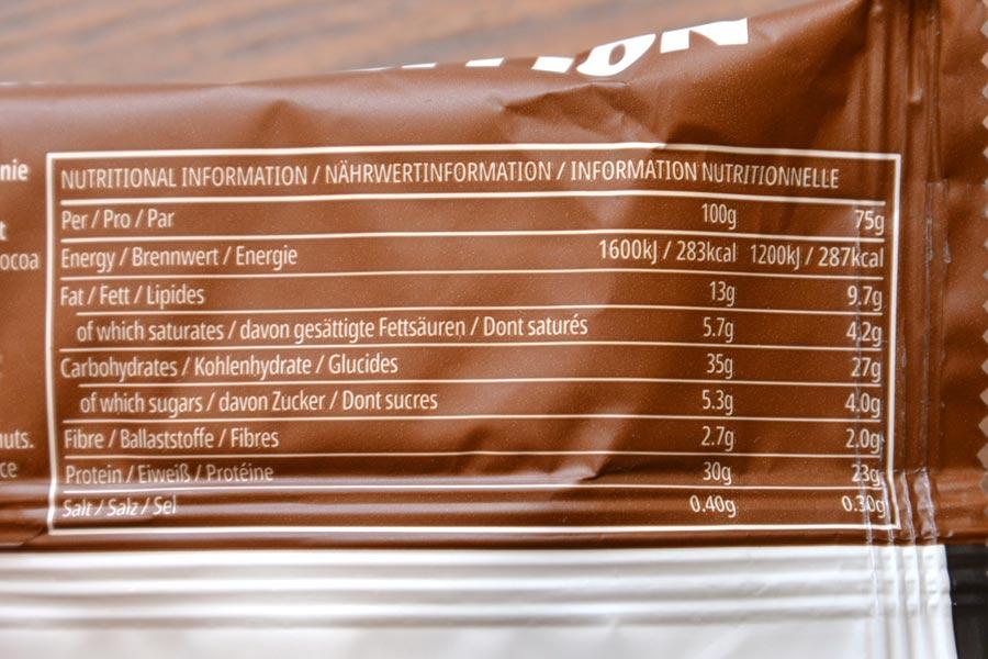 Kết quả hình ảnh cho fact Myprotein Protein Brownie