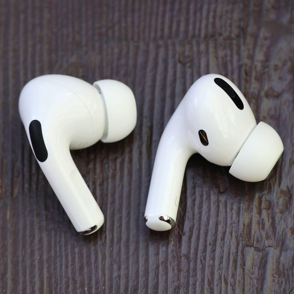 アップル「AirPods Pro」のノイズキャンセリング効果は想像以上! 遮音性も装着性もアップ