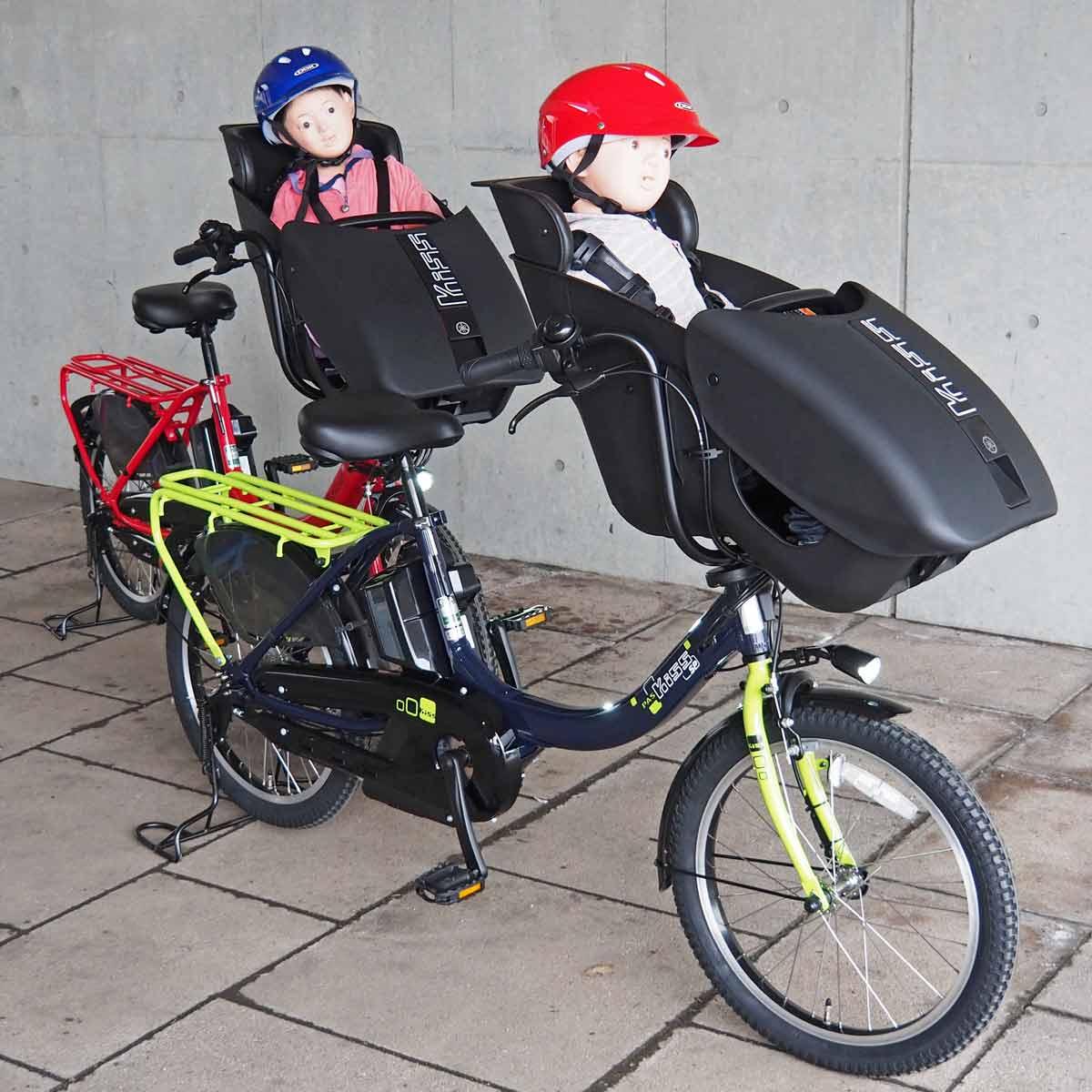 最適なアシストに切り替えてくれるモードが便利! ヤマハの新型電動アシスト自転車「PAS」シリーズ