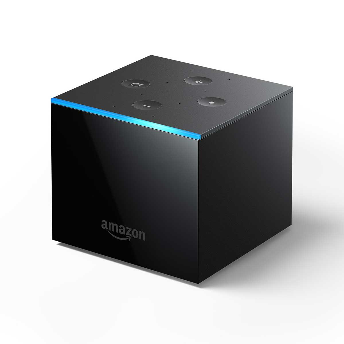 【今週発売の注目製品】Amazonから、音声操作に対応した「Fire TV Cube」が登場