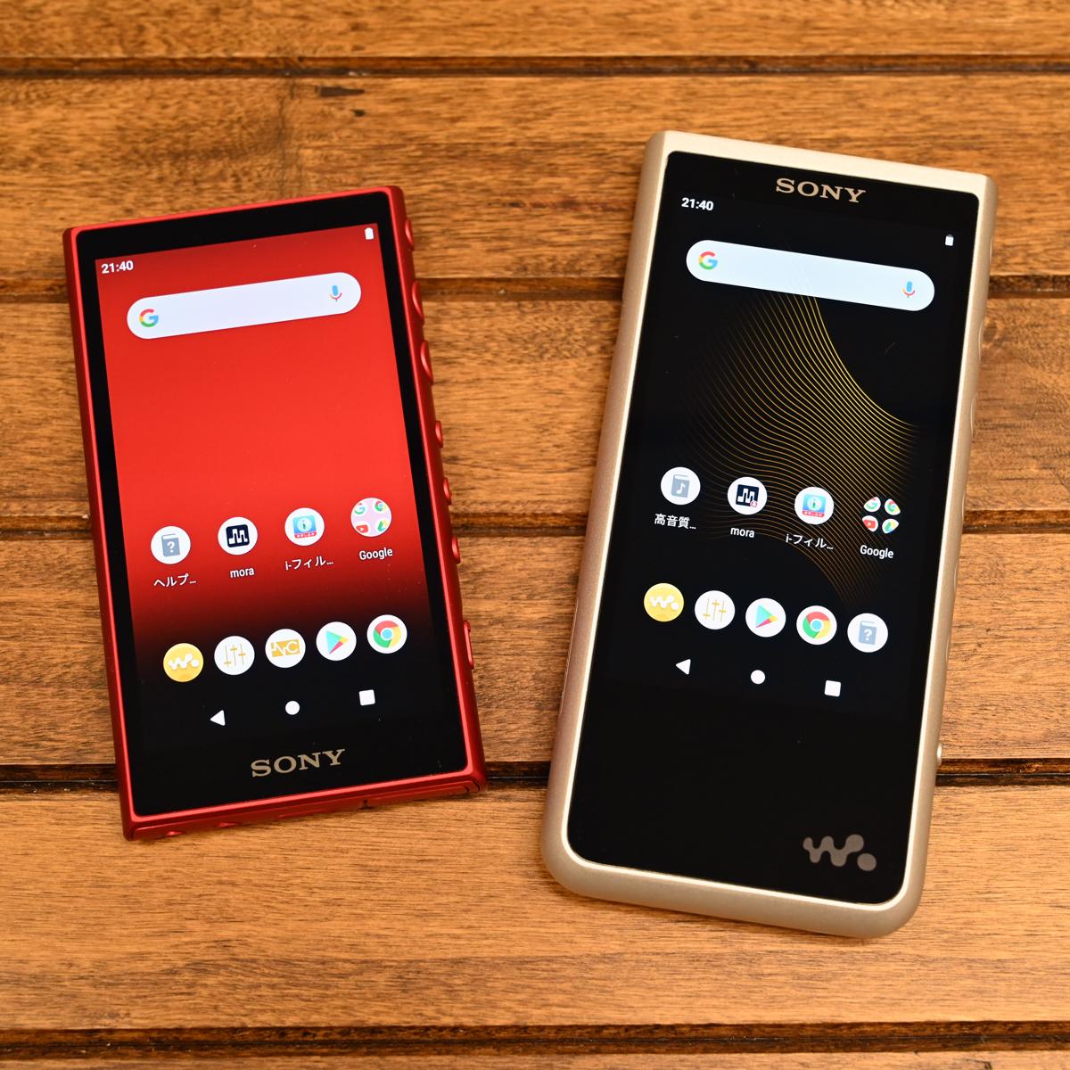 使い勝手や音質は? Android採用の新世代ウォークマン「A100」「ZX500」実力チェック!