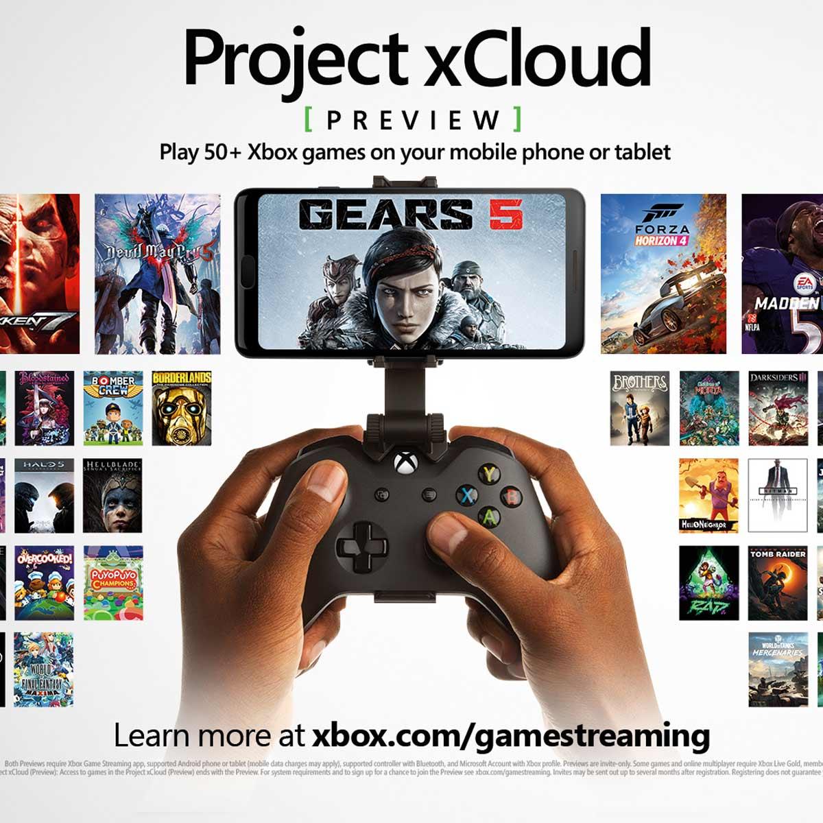 Xboxの逆襲始まる!? ゲームのストリーミングサービスで1歩先へ