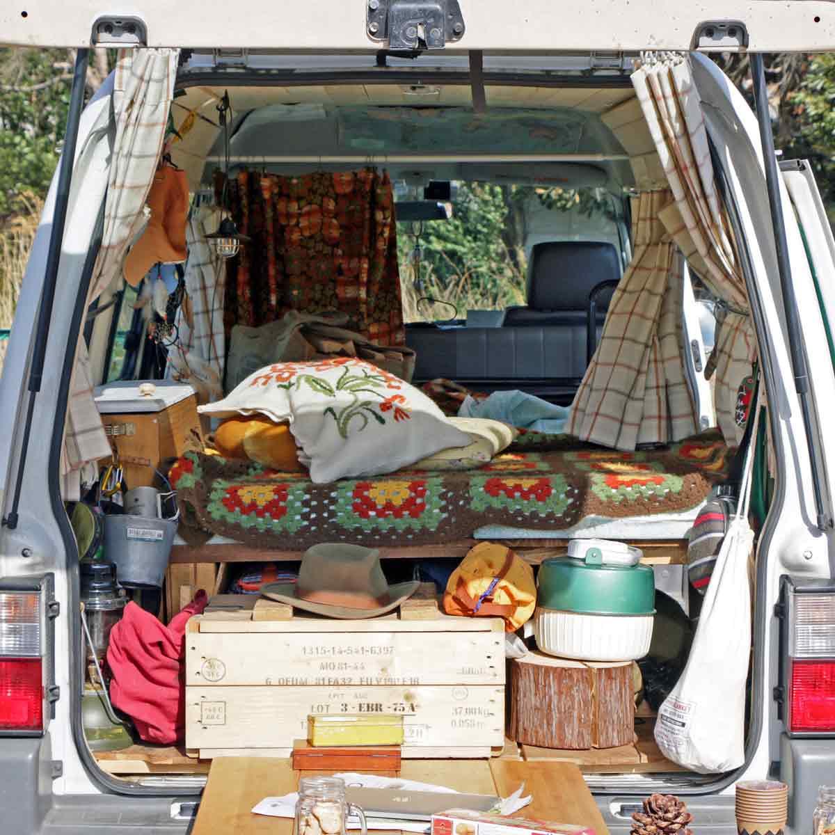 どこで泊まれる? キマリはある? 初めて車中泊する前に知っておきたい基本的なこと