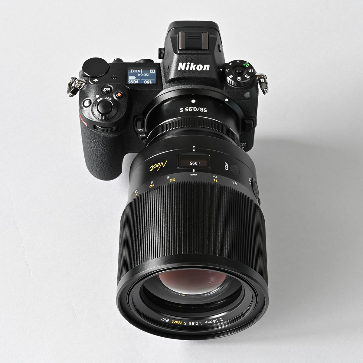 """""""開放F0.95""""のニコン最高峰レンズ「NIKKOR Z 58mm f/0.95 S Noct」を体験!"""