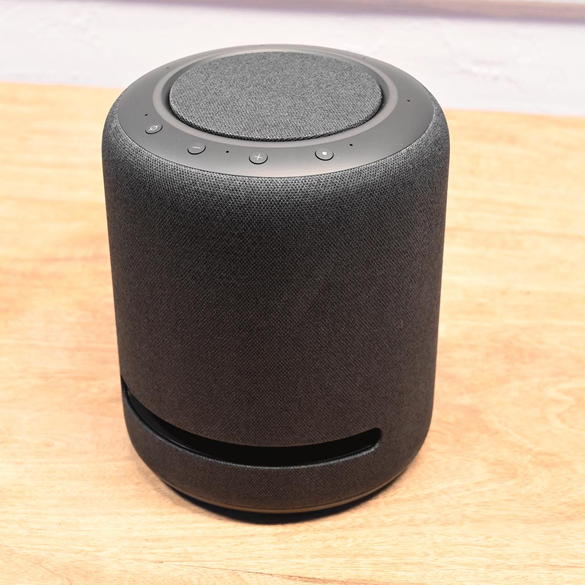 12/5発売! Amazonの最新スマートスピーカー「Echo Studio」の3Dオーディオがすごかった