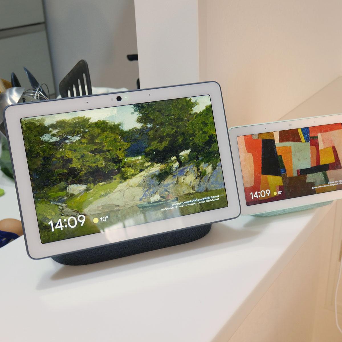 デカいは正義。「Google Nest Hub Max」は満足度高めのスマートディスプレイ