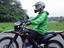 【自動車】動画試乗レポ! カワサキのオフロードバイク「KLX230」に乗ってみた