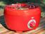カセットガス式の火鉢みたいな「ヒバリン」で焼いた食材がウマい!