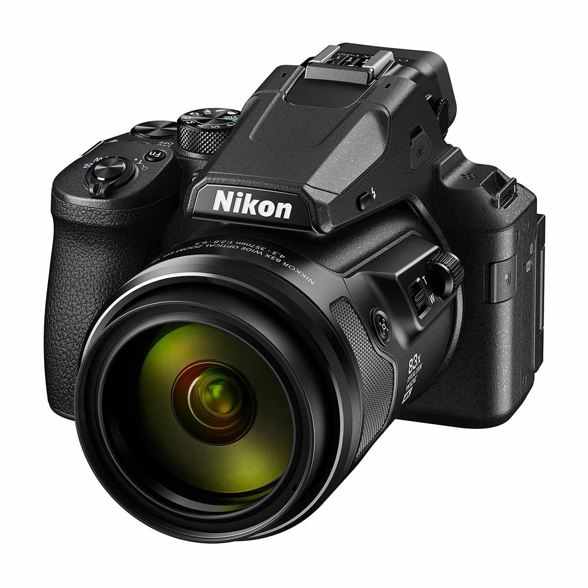 【今週発売の注目製品】ニコンから、光学83倍ズームカメラ「COOLPIX P950」が登場