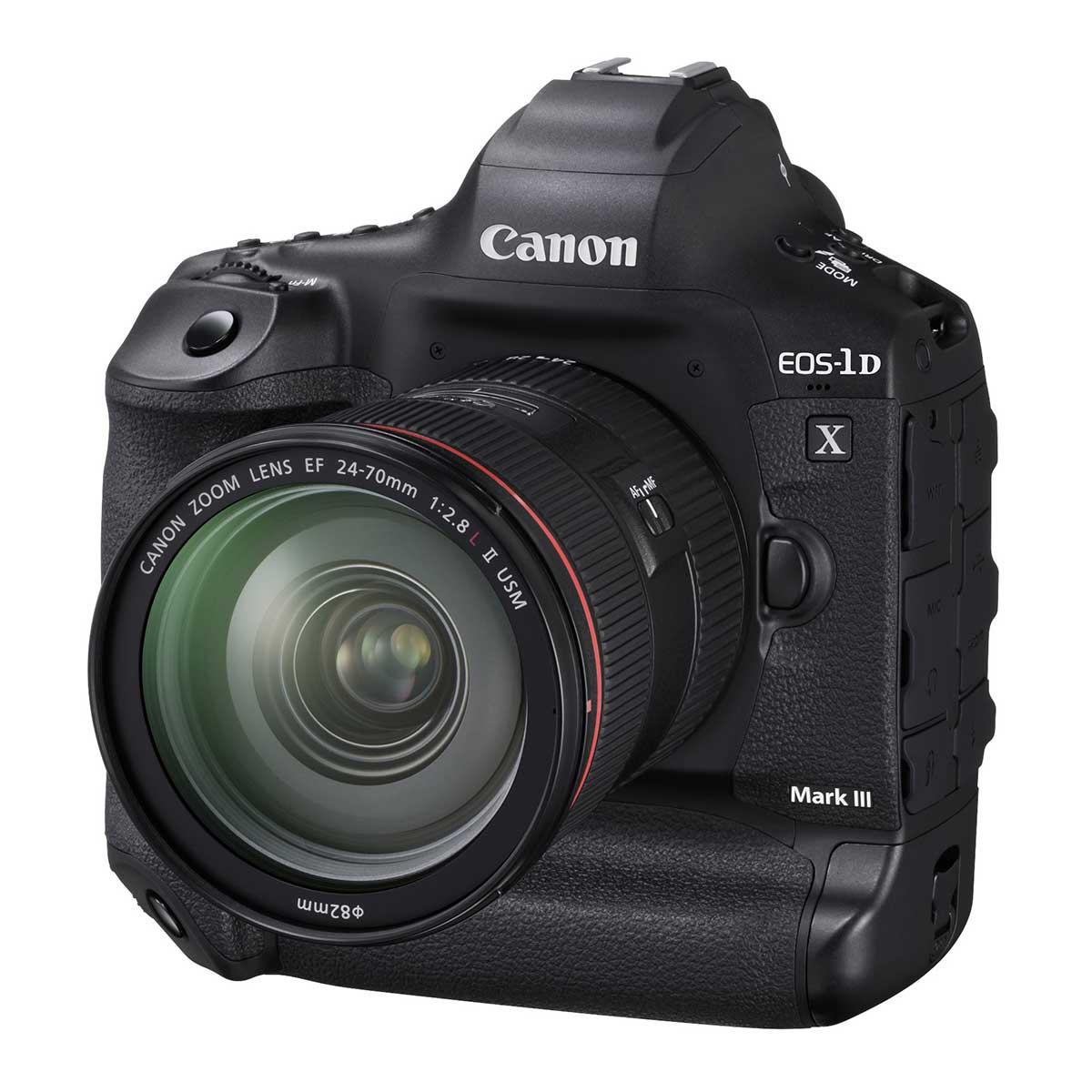 【今週発売の注目製品】キヤノンから、一眼レフカメラの最上位「EOS-1D X Mark III」が登場