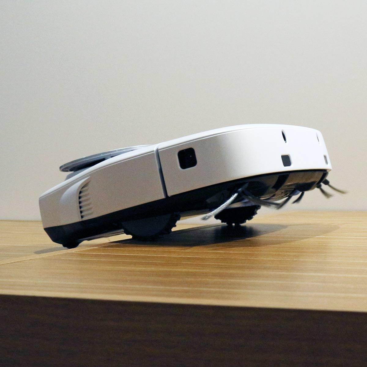 段差を乗り越えるロボット掃除機! パナソニックの新「RULO(ルーロ)」の進化がスゴい!!