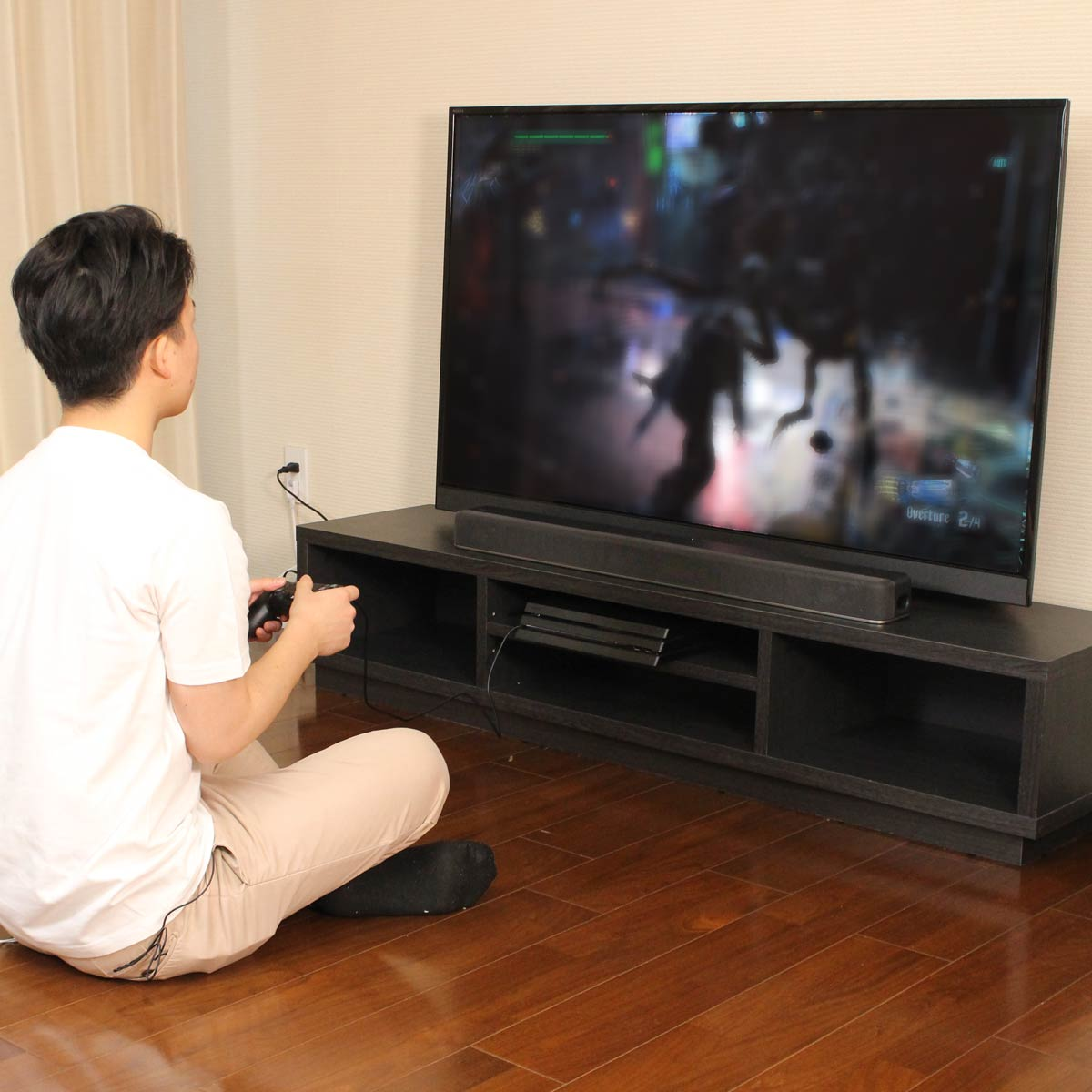 PS4とサウンドバーをシンプルにつなぐ方法【初心者向け動画解説】