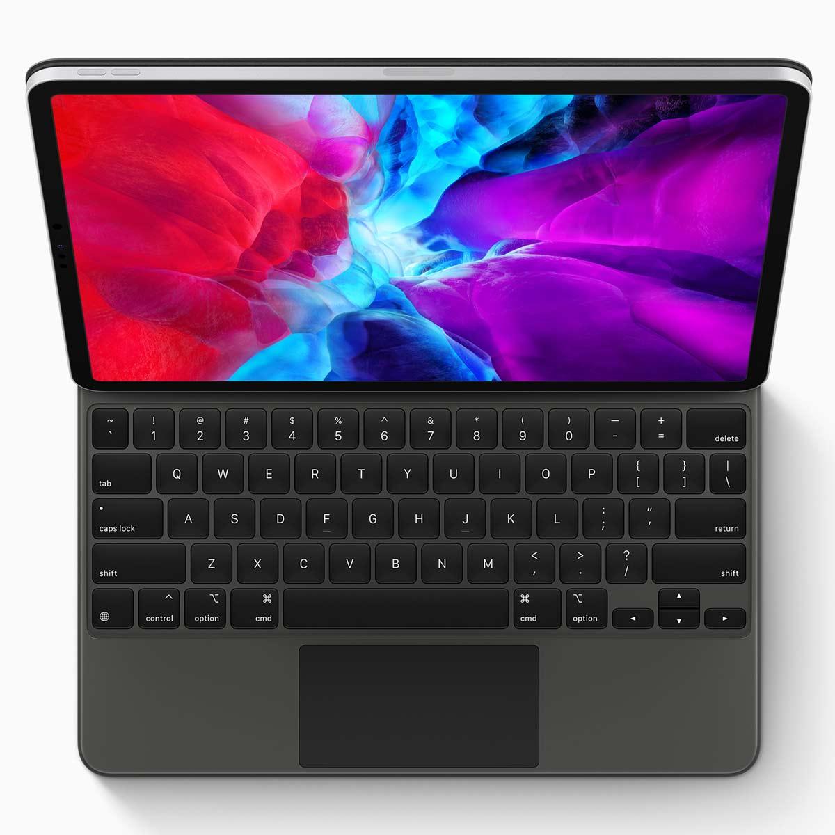 アップル、2眼カメラ+LiDAR搭載の「iPad Pro」と新キーボードの「MacBook Air」発表