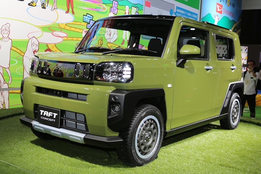 大注目の新型軽SUV「タフト」。価格やスペックを先取り解説! - 価格 ...